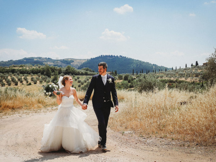 Monica & Leonardo - Tuscany Wedding