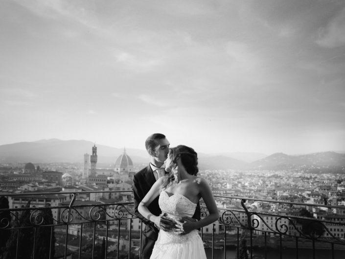Alessandra & Corrado - Firenze
