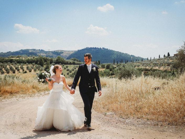 Monica & Leonardo - Tuscany Wedding